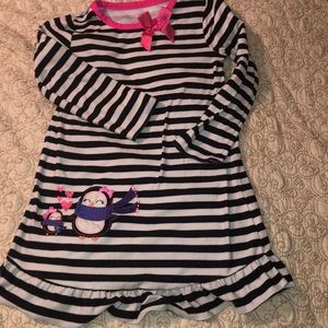 Jumping Beans 6x night gown euc